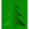 Weihnachtsbaumsammlung
