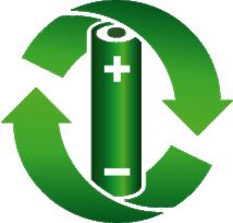 Grüne Sammelbox